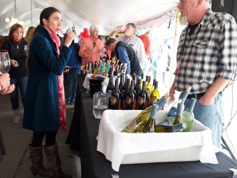 Degustaciones, seminarios y comidas en el evento Durango Wine Experience